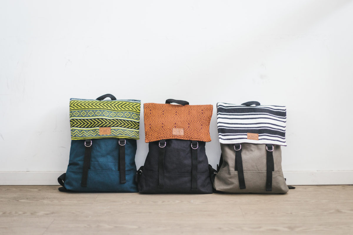 The Ridgeview is a bag that does more. The Krochet Kids program empowers women with the resources to rise above poverty. Forever.