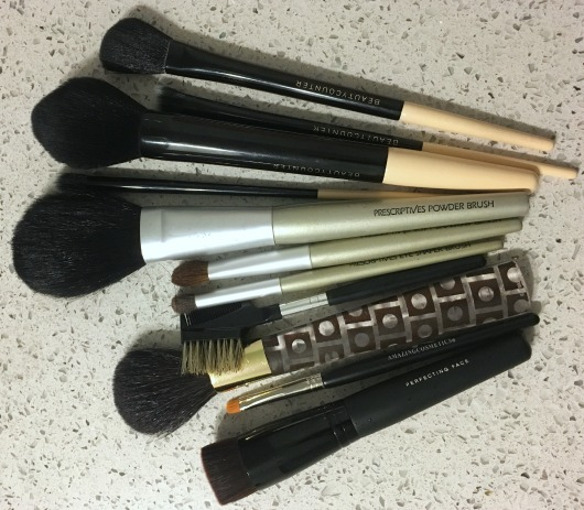 I am so impressed with the service from Luxura Brush Renew. My makeup brushes are good as new!